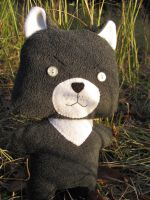 Eco-friendly, Little Bad Wolf by mypetmoon