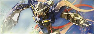 Gundam Exia Signature by TurnAPickens
