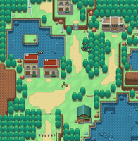 BRAND NEW STARTING TOWN! by spritemaster44