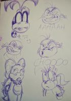 oodles of doodles by Ipoxitye