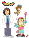 + Dr. Grump + by KyseL