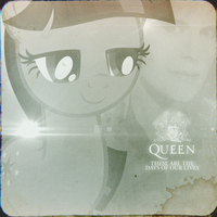 Queen - These Are the Days of Our Lives (Twilight) by AdrianImpalaMata