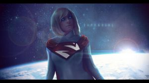 Supergirl by Keypa
