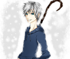 Jack Frost by Ivy-Tiny