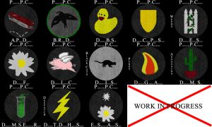 Flash Patch Collection Three by Silverwind91