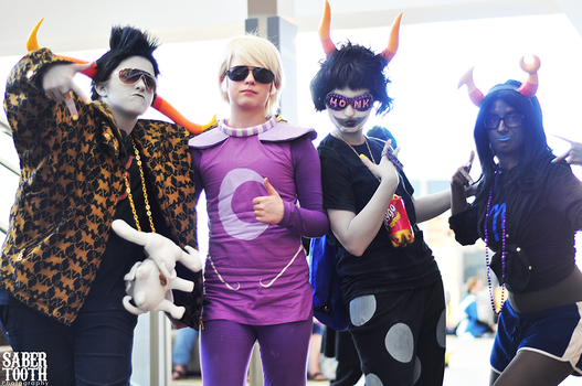Otakon 2011 - Gangsta by ColdMidnightAirxx
