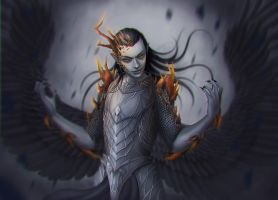 Demon by Vrihedd