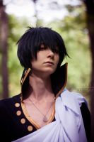 Fairy Tail - Zeref 02 by YukiRichan