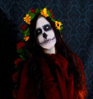 Dia de los muertos II by Bloodstained-Snow