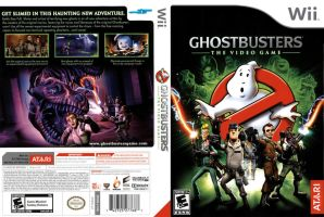 Ghostbusters Wii by BrotherTutBar