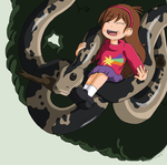 The Pines Boa by PhantomGline