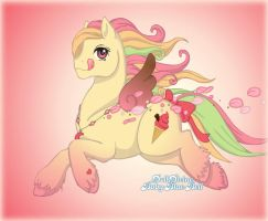 152. Magic pony - Ice cream by Erozja