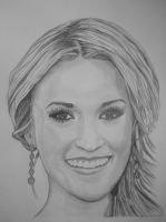Carrie Underwood by donna-j
