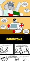 Zombicons by Comics-in-Disguise