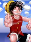 Monkey D. Luffy - One Piece by Evanest