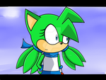 :request: sonic x irma the hedgehog by deathsbell