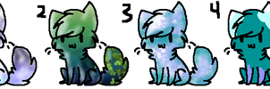 Cat Adopts (Buy 1 Get 1 FREE) (1 Point) (CLOSED) by Firestar999