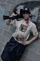 L4D2 Ellis by AngelCostumes