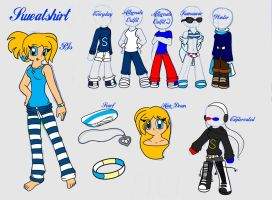 Sweatshirt's Outfits by Sweatshirtmaster