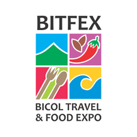 Bicol Travel and Food Expo logo by roshipotoshi