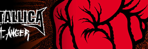 Metallica St. Anger Banner by Nevermind0309