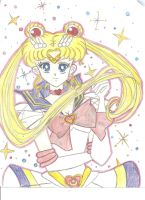 Sailor Moon by cindydesiree2010