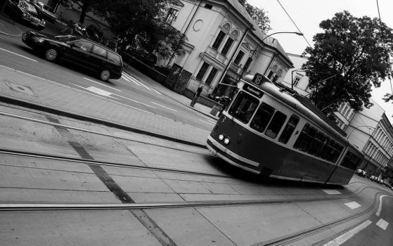 Tramway by Mikax