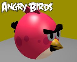Angry Birds 3D by hcq