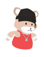 TF2 Scout Bear Red by ninja-steave