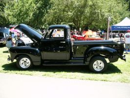 Big Ol' Chevrolet 3100 Truck by RoadTripDog