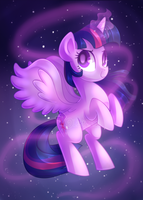 Twilight Sparkle by Left2Fail