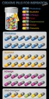 Adobe creative pills by olybop