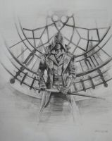 Assassins creed syndicate drawing by Shyamsukumar