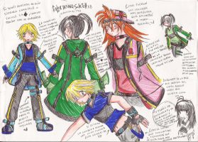 RRB color sketch desing XD by sweetxdeidara