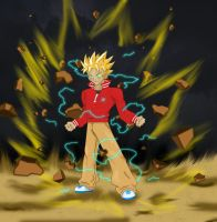 Super Saiyan by Deezer509