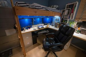 My workspace - 2012 by chemb0t