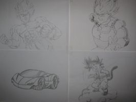 sketches by kastrishis