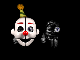 ennard 2.0 by nathanzica Wip2 by NathanzicaOficial