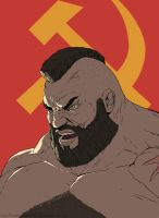 Zangief by Luk999