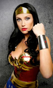 Wonder Woman the power of an amazon by Giorgiacosplay