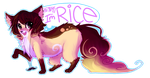 Hey Guys I'm Rice YAY //AT by rizusaur