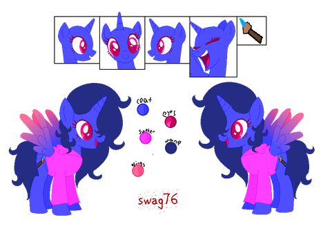 berry blue ref sheet by swag76