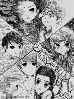 EXO K's super power by Rizkyu