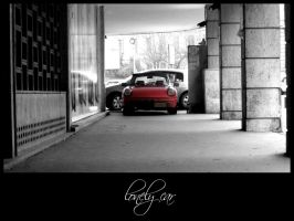 lonely car by HipHopBoard