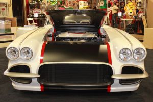 In Your Grill Supercharged ZR 59 by DrivenByChaos
