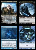 Wrath of the Lich King TCG by hadoc