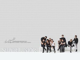 Super Junior: 1 by theartquake
