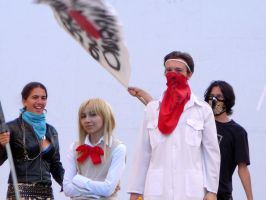 G.T.O. cosplay 02 by 14th-division