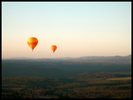More hot air balloons by huangdragon