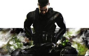 Sam Fisher -Splinter Cell- by Deathsshadow642